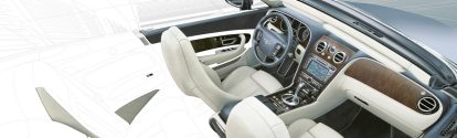 To make the car more comfortable, quieter and also safer, we offer a wide range of products for car interiors.